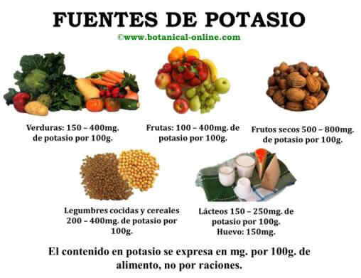 Potasio y sus propiedades alicia crocco for Potasio para plantas