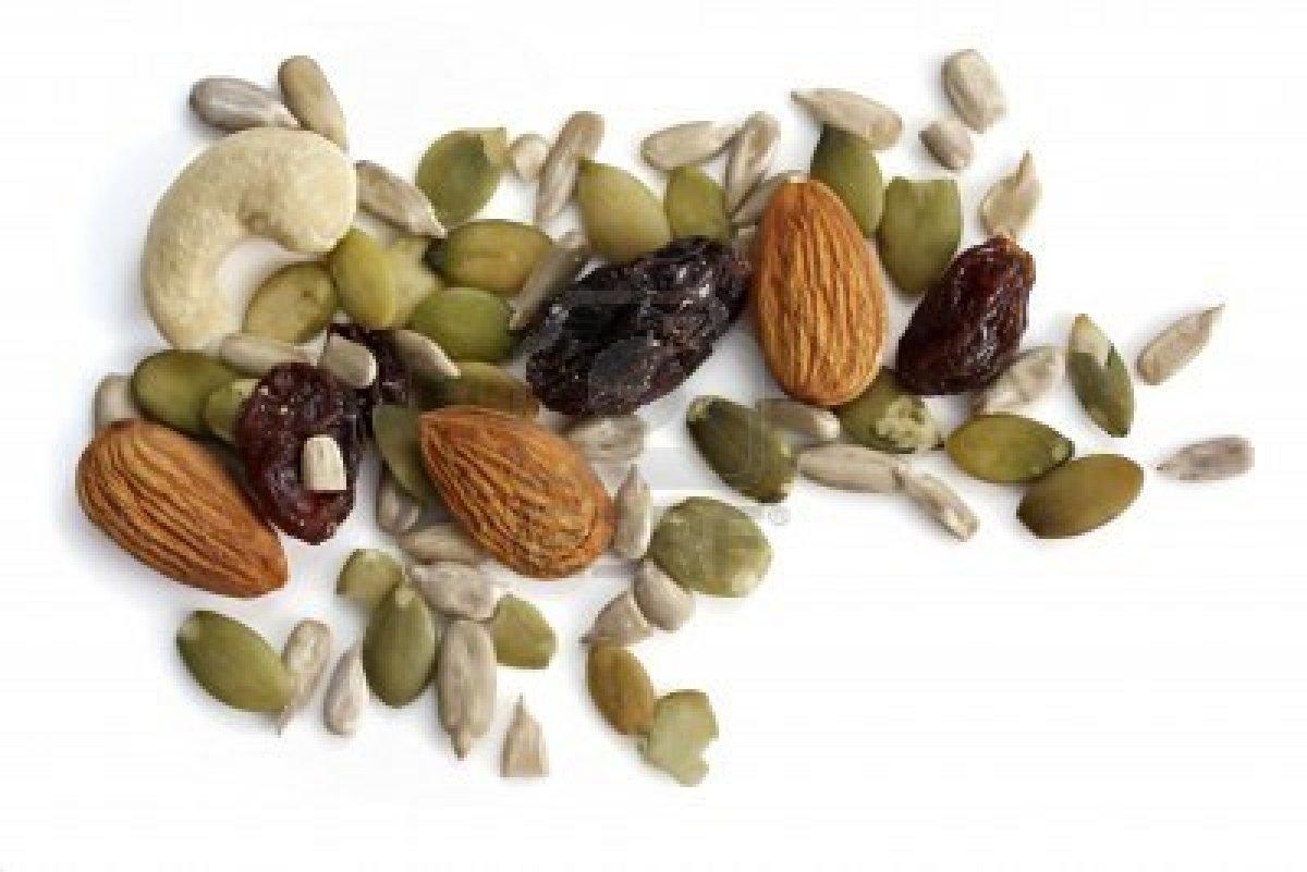 Frutas secas verduras de hoja verde e hidrataci n ayudan for Semillas de frutas y verduras