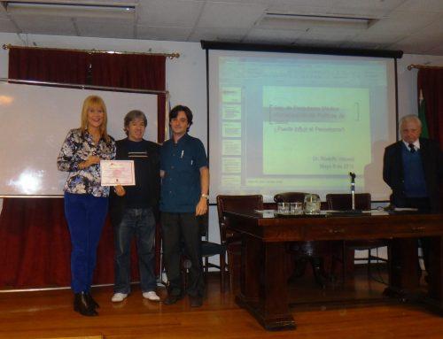 Comunicadora en Salud- Título otorgado por la SAPEM de la AMA