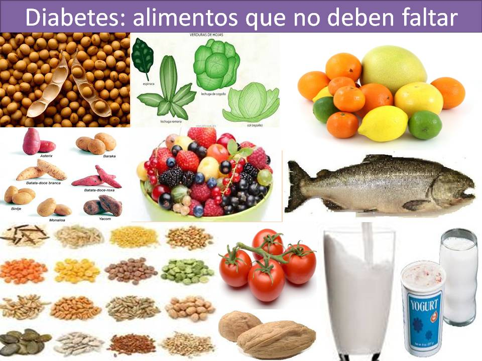 Diabetes: alimentos que no deben faltar – Alicia Crocco