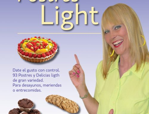 LIBRO DIGITAL- POSTRES LIGHT de la Lic. en Nutrición Alicia Crocco