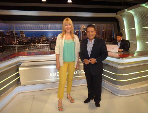 Alimentación en el verano- América TV- Programa Cortando la Tarde- Eduardo Battaglia