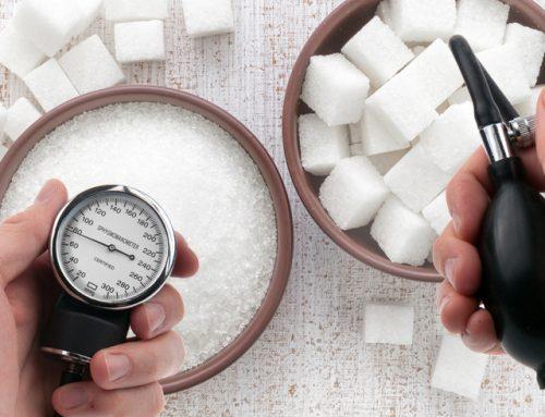 El azúcar sube la presión arterial más que la sal