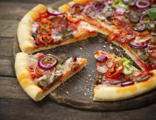 Un cacho de cultura con Mauro Viale y la pizza