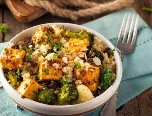 Con sabor a oriente: recetas para incorporar el trigo burgol a tus comidas