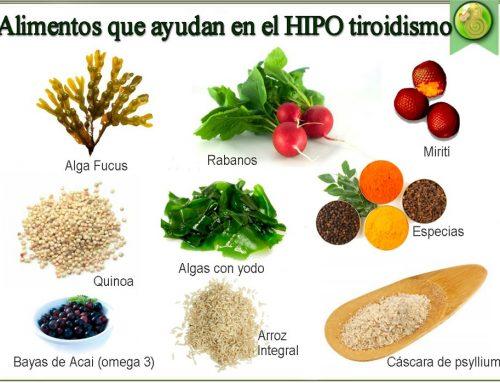 Tienes hipotiroidismo – Consejos generales sobre alimentación